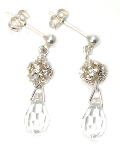 Wedding Jewellery Flo Earrings