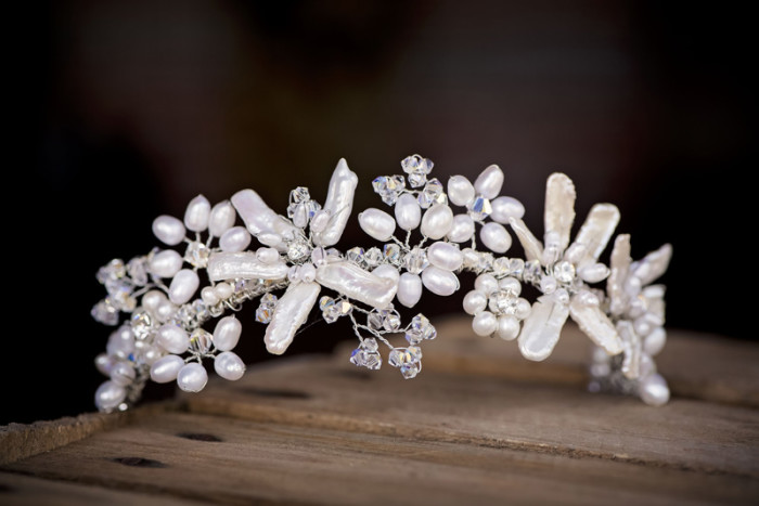 Hair Accessories Collette Tiara
