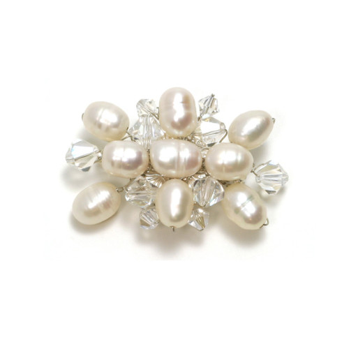 Wedding Jewellery Moonlight Brooch