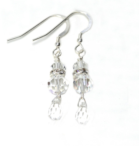 Wedding Jewellery Verity Drop Earrings
