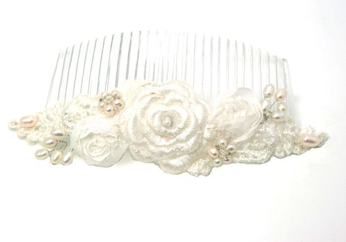 Hair Accessories Daisy Comb