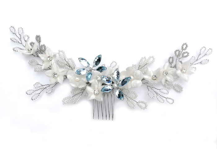 Hair Accessories Gardenia Comb