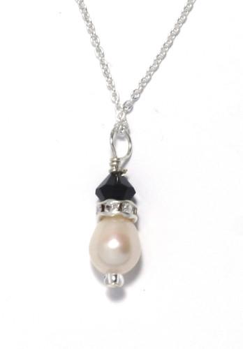Bridesmaid Jewellery Divine Necklace