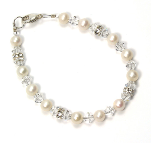Wedding Jewellery Charlotte Bracelet