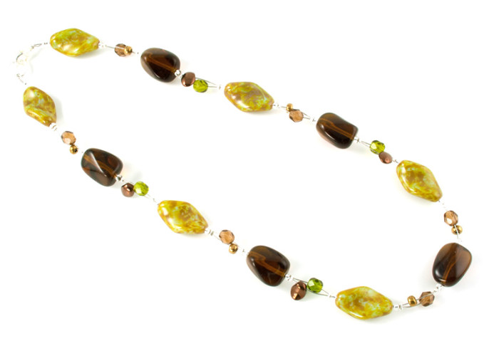 Fashion Jewellery Harvest Necklace