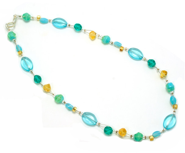Fashion Jewellery Adrieanne Necklace