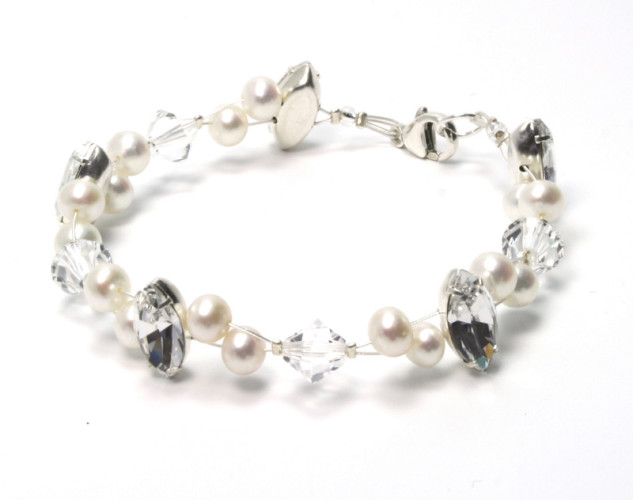 Wedding Jewellery Camille Bracelet