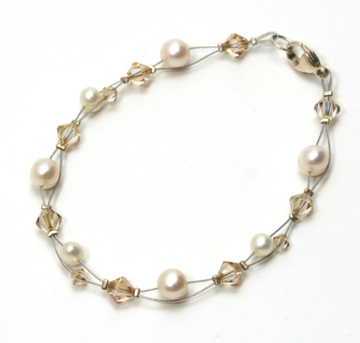 Wedding Jewellery Forever Bracelet