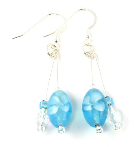 Fashion Jewellery Bellflower Earrings