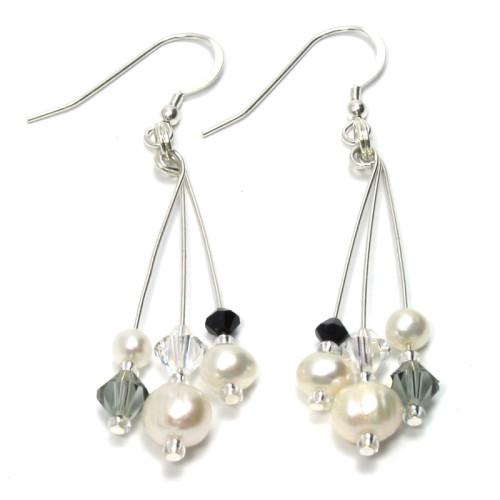 Bridesmaid Jewellery Divine Chandelier Earrings