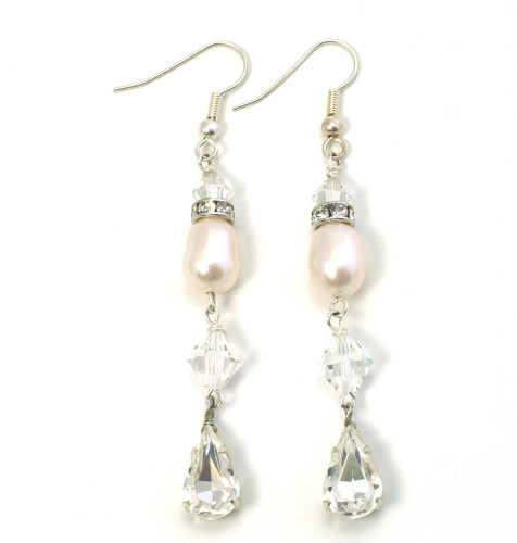 Wedding Jewellery Lois Earrings