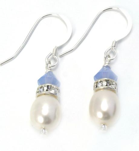 Bridesmaid Jewellery Athena Earrings