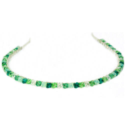 Bridesmaid Jewellery Gorgeous Green Headband