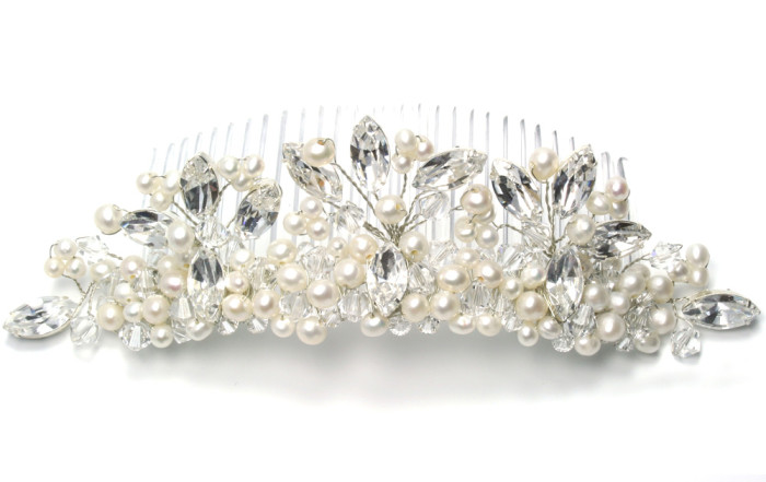 Hair Accessories Lily Tiara Comb