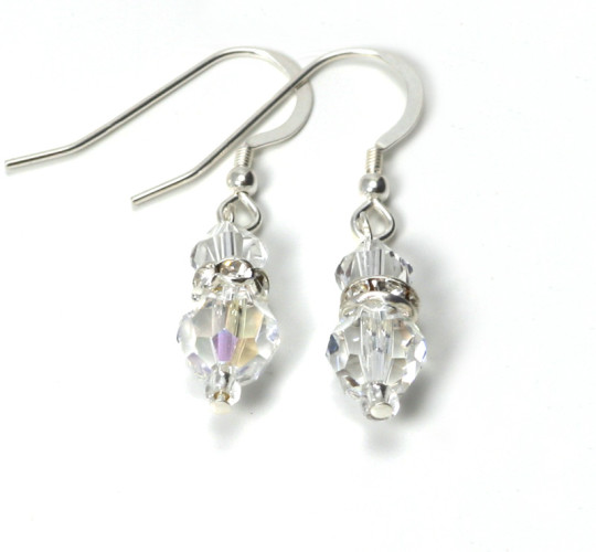 Wedding Jewellery Verity Earrings
