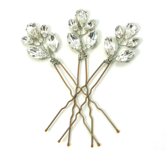 Hair Accessories Iris Bridal Pins