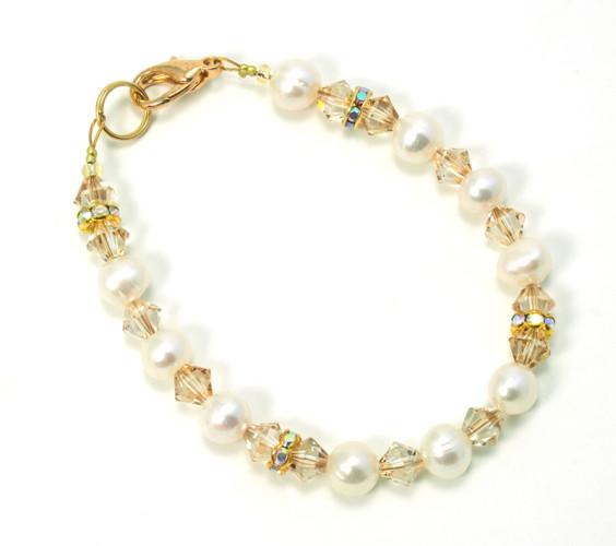 Wedding Jewellery Cressida Bracelet