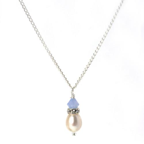 Bridesmaid Jewellery Athena Necklace