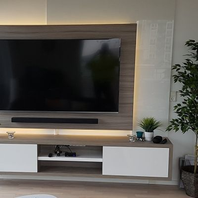 TV wall storage unit