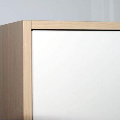 cabinet with inset door