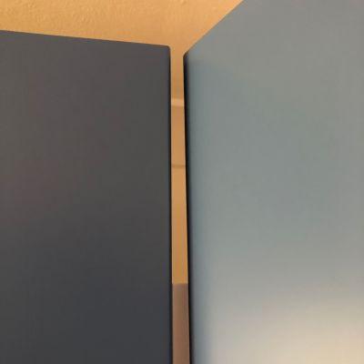 oversailed door up