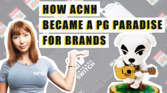 How Animal Crossing New Horizons Became a PG Paradise for Brands
