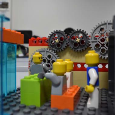 Lockdowns See Lego Sales Surge
