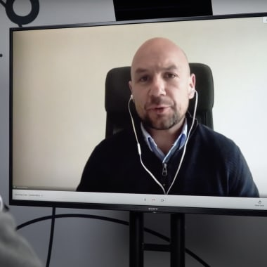 Building Trust With Your Brand. With Rafal Samborski