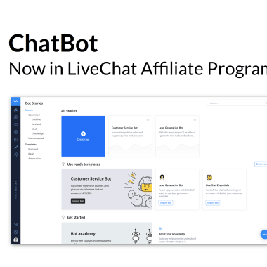 Introducing ChatBot in Affiliate Marketing Program. New Source of Revenue for You!
