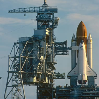 NASA Launch Tomorrow is a Marketing and a Space Vehicle