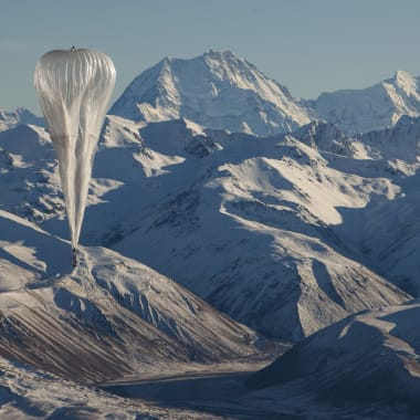 Alphabet's Loon Begins Commercial Internet Service Beamed From Balloons in Kenya