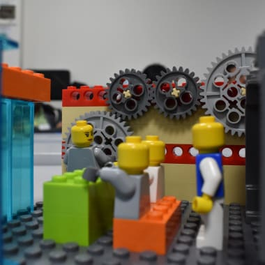 Lockdowns See Lego Sales Surge