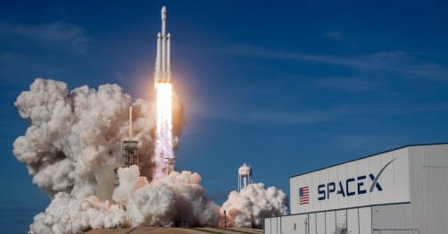 News in a Number: The Business of Launching Astronauts