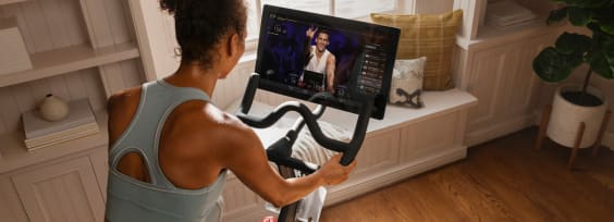 Finding Success During the Crisis: Peloton Keeps Pedalling