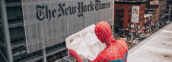 In a First, New York Times Rakes in More Revenue Through Digital Than Print