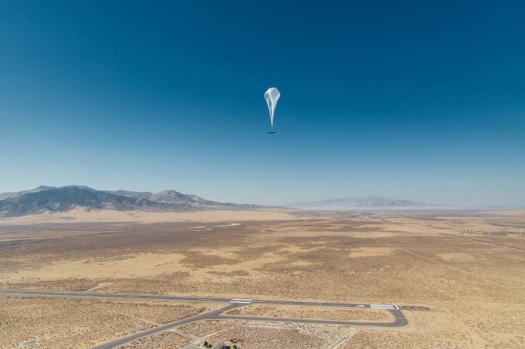 loon balloon