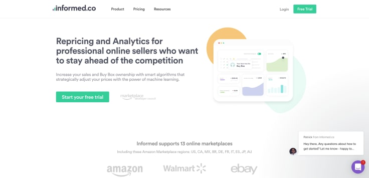 Pricing Automation platform - Informed