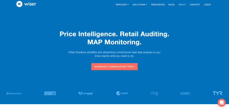 Pricing Automation platform - Wiser