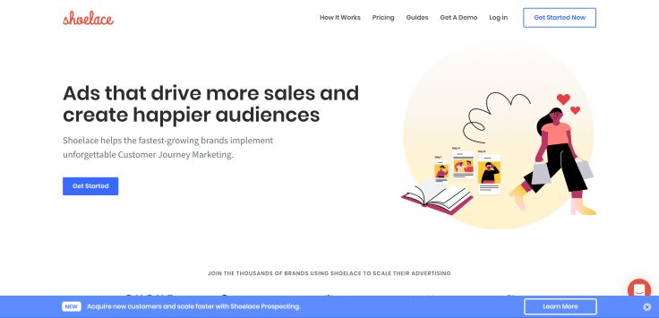 Paid campaigns automation platform - Shoelace