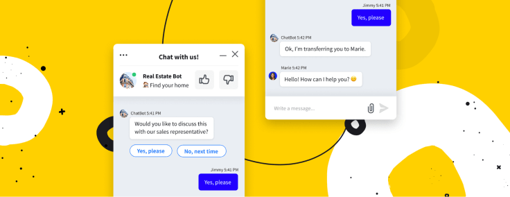 ChatBot scenario support