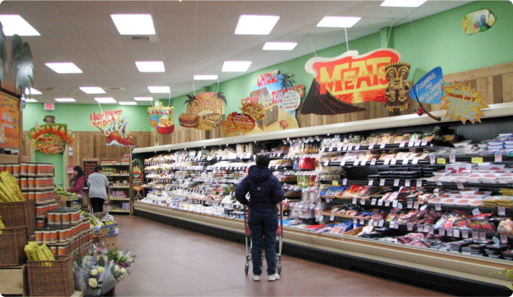 Trader Joe's in-store experience is an example of a consumer engagement strategy done right.