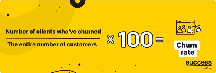 customer engagement - churn rate