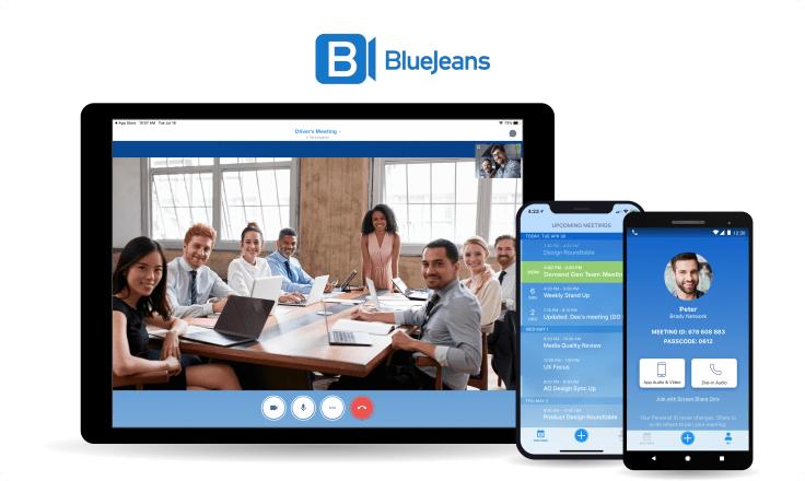 bluejeans remote work