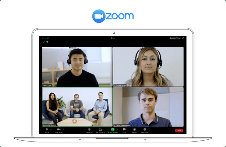 zoom remote work