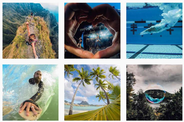 GoPro Instagram account
