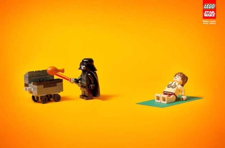 Lego Star Wars Going Viral