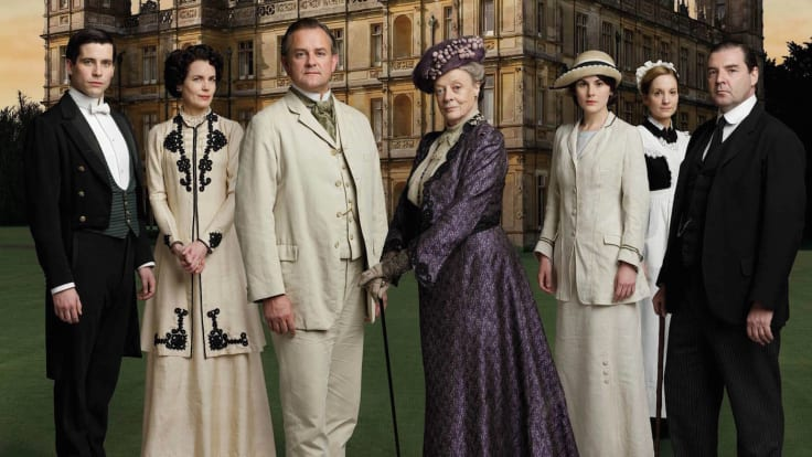 Downton abbey exceptional customer service