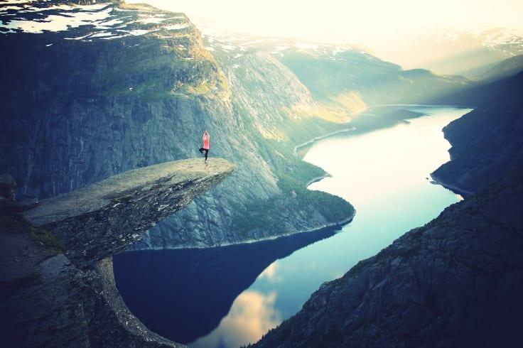 Relax joga nature