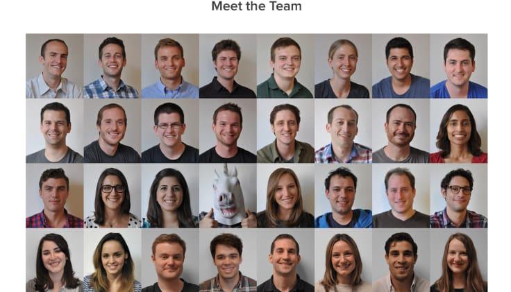 Rjmetrics team page