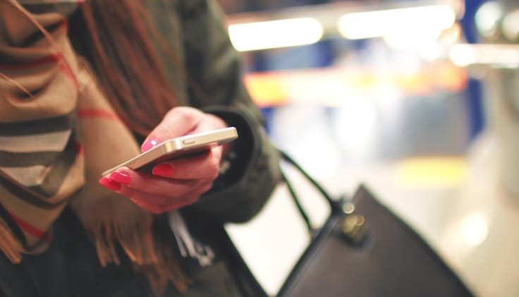 Using text messaging in customer service